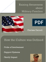 military families presentation  darnell