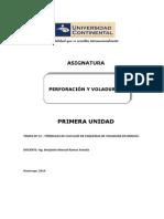 Perforacion y Voladura II- Temas _12
