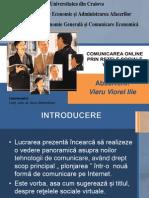 221842726 Comunicarea Online Prin Rețele Sociale Virtu Ale