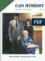 American Atheist Magazine (Spring 2001)