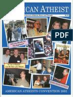American Atheist Magazine (Summer 2001)