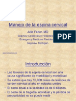 Espina Cervical-Evaluacion Nexum