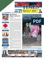 November 7, 2014 Strathmore Times