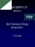 Madras Cement
