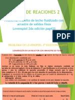 PROBLEMA DE LEVENSPIEL 2° EDICION pag423