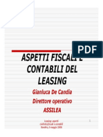 Leasing diapositive