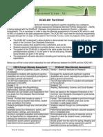 DCAS-Alt1 Fact Sheet