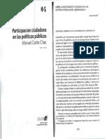 L11_Participación Ciudadana en las Políticas Públicas