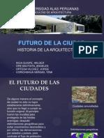 Futuro de Las Ciudades