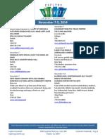 Gwinnett Weekends Events Nov. 7-9