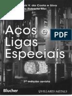Caps 1, 2, 3 e 4 Acos e Ligas Especiais