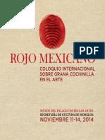 Grana Cochinilla Prog Rojomex