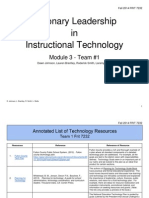 module 3 technology plan evaluation