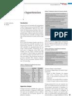 A. PECHÈRE-BERTSCHI & H. STALDER - Découverte d'une hypertension artérielle