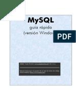 Guia Mysql