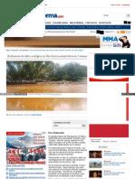 05-11-14 Evaluación de daño ecológico en Río Sonora estaría lista en 6 meses