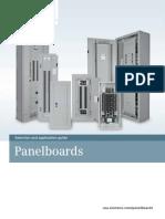 SIE SA PanelboardsP1-P5