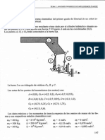 Problemas Resueltos Dinamica de Mecanismos