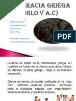 Democracia Griega 9º