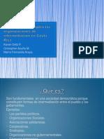Organizaciones Intermediación 9º