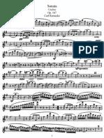 Sonata flute undione