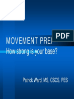 Movement Preparation
