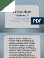 Psicopatología - Elementos - copia.pptx