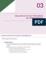 03-Tecnicas Estaticas - p2