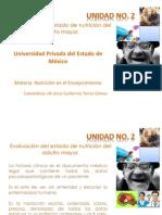 Unidad 2 El Estado Nutricional Del Adulto Mayor