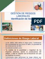Identificacion de Riesgos Laborales