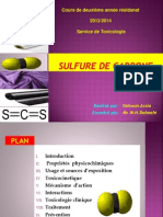 Sulfure de Carbone Yamoun Assia