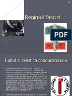 Regimul Fascist