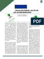 Virus Que Matan Bacterias