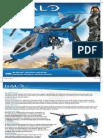 Instruction Blue Series Falcon 97204 5165