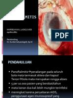 panoftalmitis.ppt