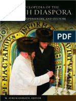 M. Avrum Ehrlich-Encyclopedia of the Jewish Diaspora Origins, Experiences, And Culture (2008)
