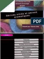 Dérivés Nitrés Et Amines Aromatiques Yamoun Assia