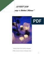 advent reflection portraitword documentpdf