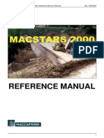 Macstars 2000 Reference Manual ENG