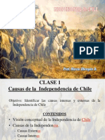 Indep de Chile