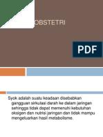 Syok Obstetri
