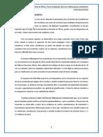 La Industria Lítica Olduvayense-Achelense (Trabajo)