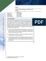 IDCReport-WorldwideBigDataTechnologyandServices