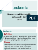 Ibarra-Leukemia.ppt