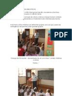 Mês internacional das BE Caires Escritora Maria do Céu Nogueira