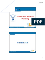 GSM Radio Network Planning_LEGEND