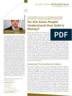 Global Gold Outlook Report November 2014