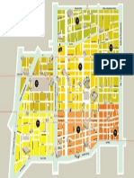 Mapa Centro Mexico City