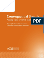 Consequential Boards