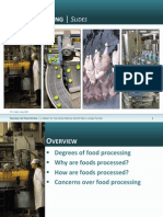 Food Processing Slides